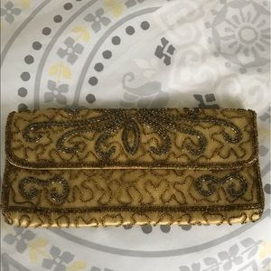 Gorgeous Hand Beaded Clutch